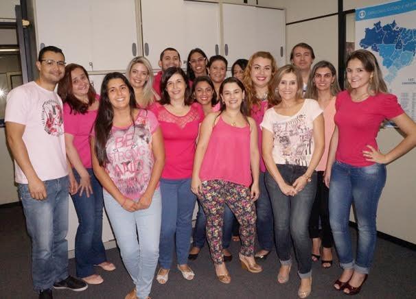 Outubro Rosa; Rede Vanguarda (Foto: Divulgação/ Rede Vanguarda)