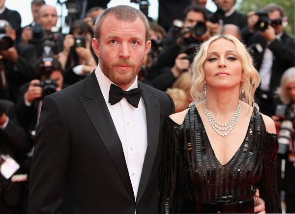 Guy Ritchie e Madonna (Foto: Getty Images)
