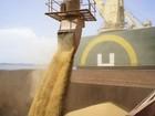 Porto de Paranaguá registra aumento de 35% em exportações de soja