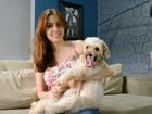 Cachorro que teve focinho arrancado  é adotado: 'ele é muito vivo', diz dona