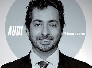 Thiago Lemes, diretor de vendas da Audi (Foto: Divulgação)