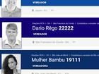 27 candidatos com nomes muito bizarros nas Eleições 2016