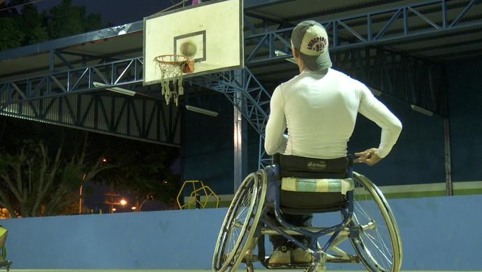 Copa de Basquete em Cadeira de Rodas acontece em Ariquemes no final de semana  (Foto: Reprodução/ Rede Amazônica)