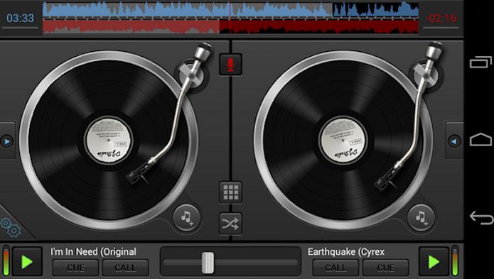 O DJ Studio 5 é uma ferramenta indicada para DJs e amantes da música (Foto: Reprodução/Google Play) (Foto: O DJ Studio 5 é uma ferramenta indicada para DJs e amantes da música (Foto: Reprodução/Google Play))