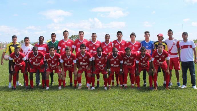 Carlos Calmon Uberaba Triângulo Mineiro dirigente Juniores 2013 (Foto: Carlos Calmon/ Arquivo Pessoal)
