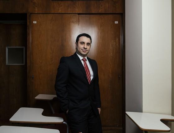 Moisés Bagagi (Foto: Filipe Redondo)