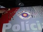 Quatro são detidos por tráfico de drogas na Vila Mariana, em Aparecida