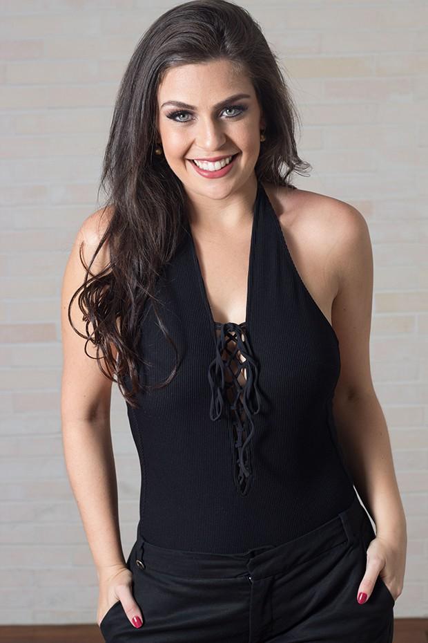 Lívia Dabarian (Foto: Danillo Facchini)