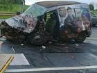 Cantor de dupla sertaneja continua na UTI após acidente de carro no Paraná
