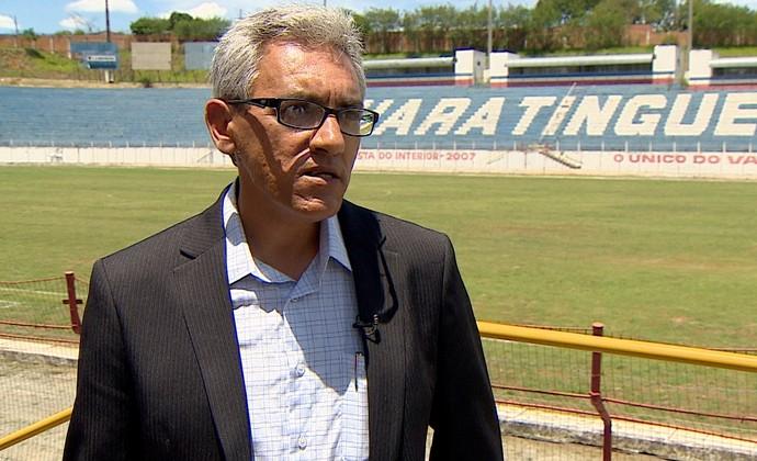 Francisco Gonçalves Esportiva de Guará (Foto: Reprodução/TV Vanguarda)