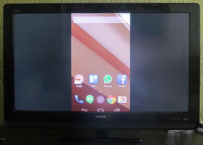 Aprenda a espelhar a tela do Android na TV via Chromecast (Foto: Reprodução/Paulo Alves)