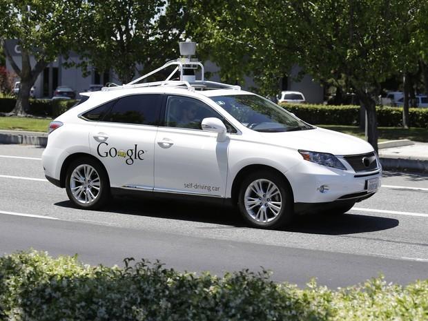 Google carro autônomo (Foto: Eric Risberg/AP)