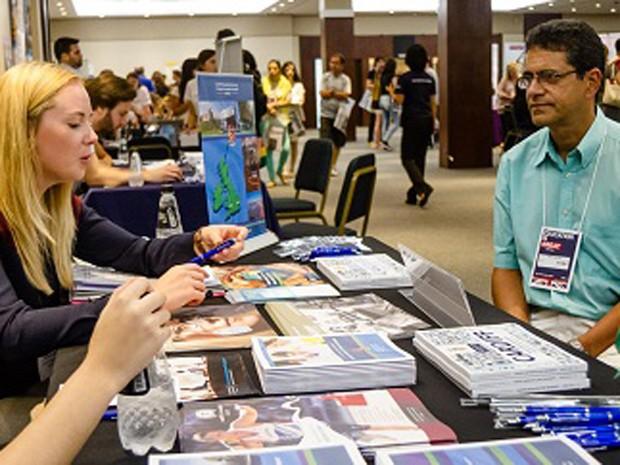 Feira EducationUSA será no Hotel Mercure Lourdes. (Foto: Feira EducationUSA / Divulgação)