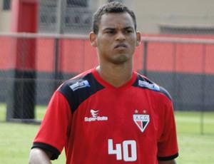 Bida, meia do Atlético-GO (Foto: Divulgação/Atlético-GO)