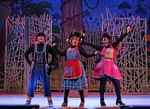 Musical carioca é exemplo do pior teatro feito para crianças