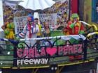 Veja o que rolou no 3º dia do carnaval de Salvador