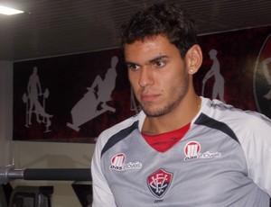 Fabrício Vitória (Foto: Thiago Pereira)