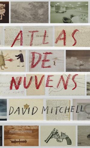 Capa de 'Atlas de nuvens', de David Mitchell (Foto: Divulgação/Companhia das Letras)