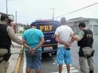 Dupla é presa com cocaína em carro na Via Dutra em Pindamonhangaba