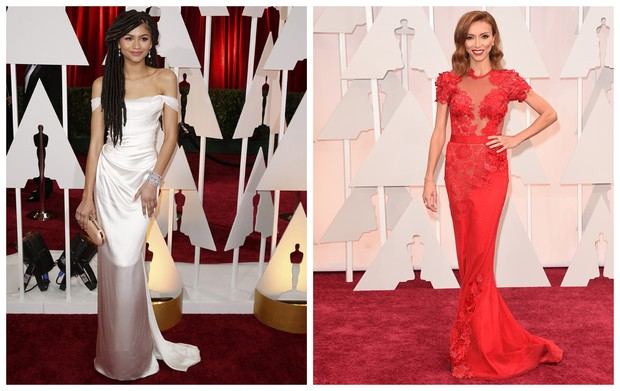 Zendaya Shames e Giuliana Rancic (Foto: Reuters / Agência Getty Images)