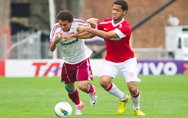 Wellington Nem Fluminense x Internacional (Foto: Alexandre Auler / Photoc&#226;mera)