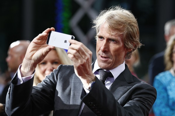 O diretor Michael Bay (Foto: Getty Images)