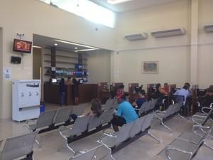 Serviços essenciais continuam normalmente em Macapá (Foto: Abinoan Santiago/G1)