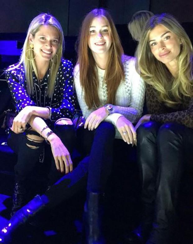 Helena Bordon, Marina Ruy Barbosa e Grazi Massafera (Foto: Instagram / Reprodução)