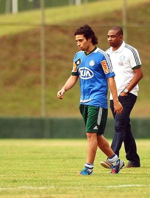 Valdivia, Palmeiras (Foto: Marcos Ribolli / GLOBOESPORTE.COM)