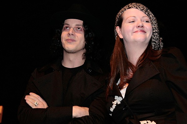Jack e Meg White (Foto: Getty Images)