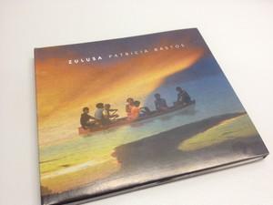 CD Zulusa, de Patrícia Bastos, foi premiado como melhor disco regional (Foto: Fabiana Figueiredo/G1)