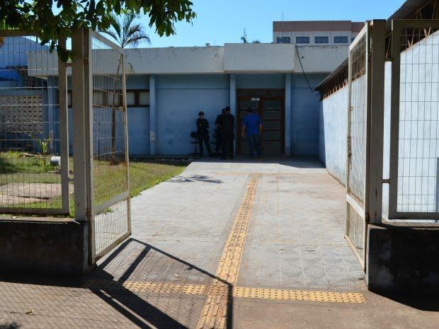 Toda a audiência foi realizada através de sistema de gravação audiovisual, havendo concordância entre as partes (Foto: Magda Oliveira/G1)