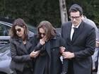 Irmã de Luciano Szafir é velada e sepultada em cemitério de São Paulo