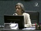 Ministra Cármen Lúcia, do STF, reage a ataques de Calheiros ao Judiciário
