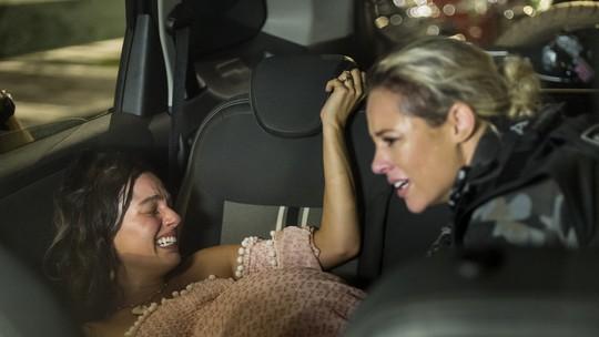 Isis Valverde adianta as emoções do parto de Rita