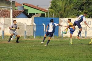 Ricanato venceu o Interporto por 2 a 0 no Sub-18 (Foto: João Lino Cavalcante/Ricanato)