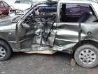 Acidente entre carro e moto mata motorista em Fernandes Pinheiro