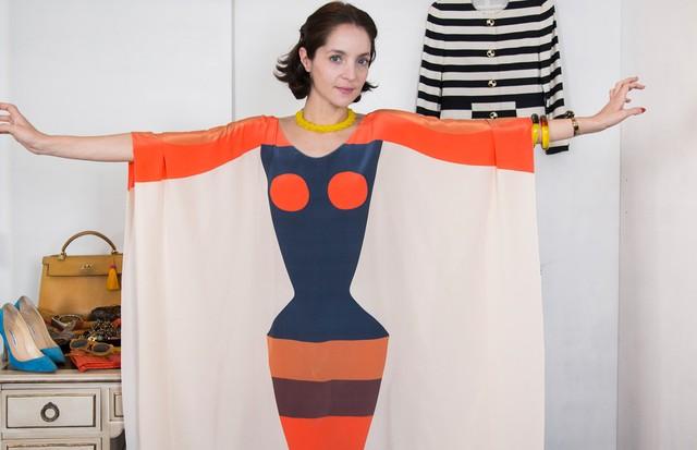 Close no Closet destrincha o guarda-roupas da estilista Vanda Jacintho. (Foto: Rafael Avancini)