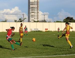 Genus e Assermurb na Copa do Brasil (Foto: Daniele Lira)