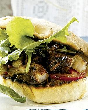 Sanduíche de bisteca de porco (Foto: Gallo Images Pty Ltd./StockFood)