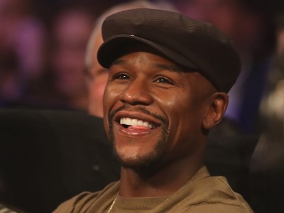 boxe Floyd Mayweather (Foto: Getty Images)