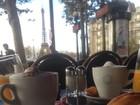Ronaldo posta foto de café da manhã  com namorada ao lado de Torre Eiffel
