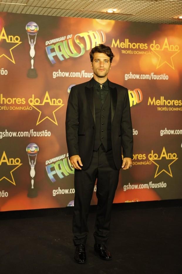 Bruno Gagliasso no Prêmio Melhores do Ano (Foto: Marcos Serra Lima / EGO)