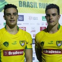 Pelo sonho olímpico, irmãos franceses do rugby se naturalizam (João Neto/FotoJump)