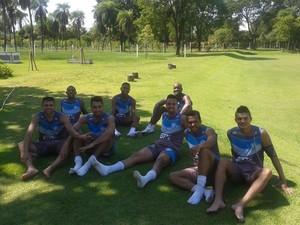 Dom Bosco já iniciou os treinamentos (Foto: Assessoria/Dom Bosco)