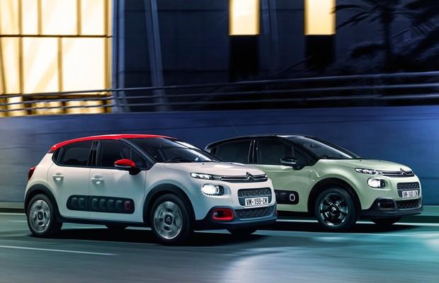Nova geração Citroën C3 (Foto: Divulgação)