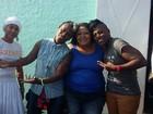 Pepê e Neném participam de festa do Dia das Crianças em centro espírita