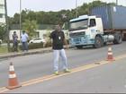 Fiscalização apreende 15 carretas irregulares em ruas de Manaus