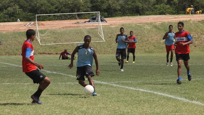 Globo FC disputa Campeonato Potiguar Sub-19 (Foto: Canindé Pereira/Divulgação)