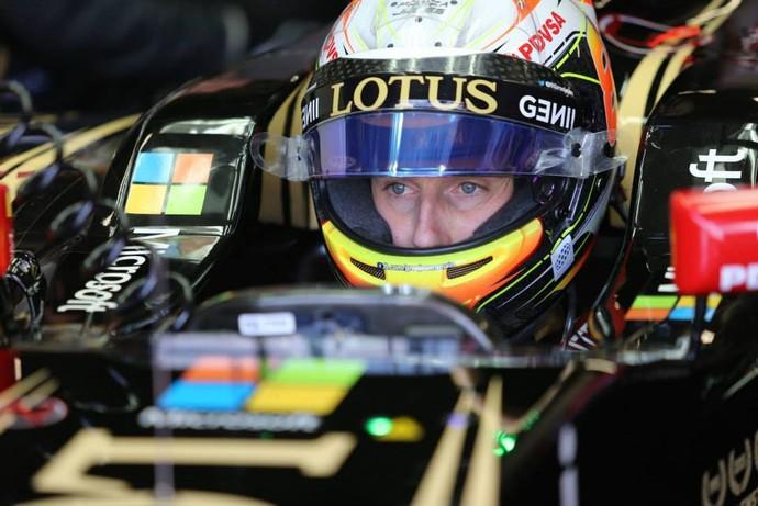 Romain Grosjean foi o 12º colocado no último GP de Mônaco (Foto: Batchelor Charniaux / Moy / Photo 4 / XPB Images / Reprodução Facebook)
